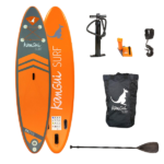 kit paddle gonflable bali