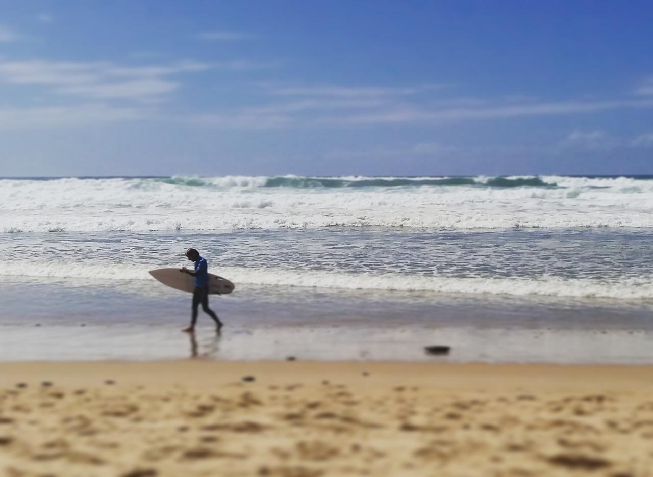 paddle surf à lacanau