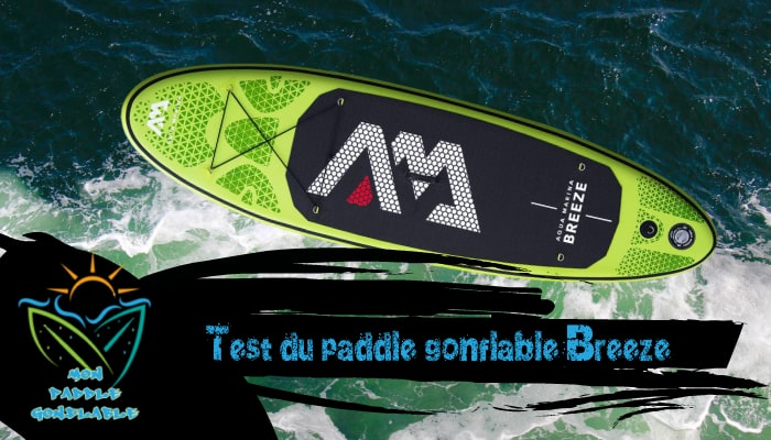 avis paddle breeze aqua marina