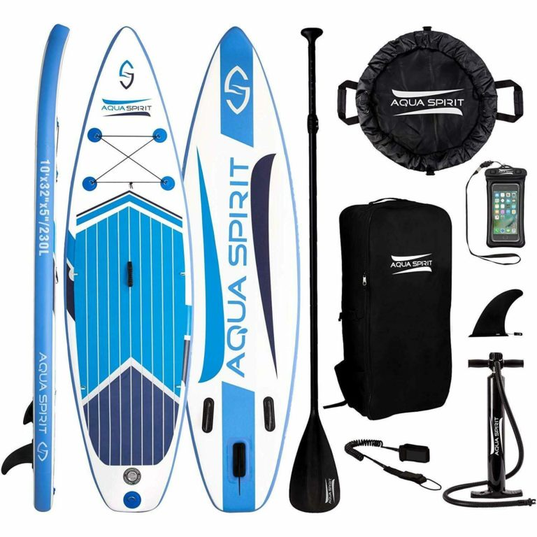 achat paddle gonflable pas cher