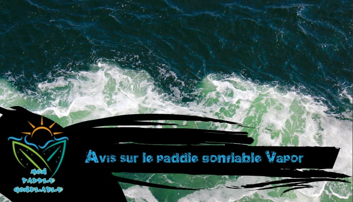 avis paddle vapor