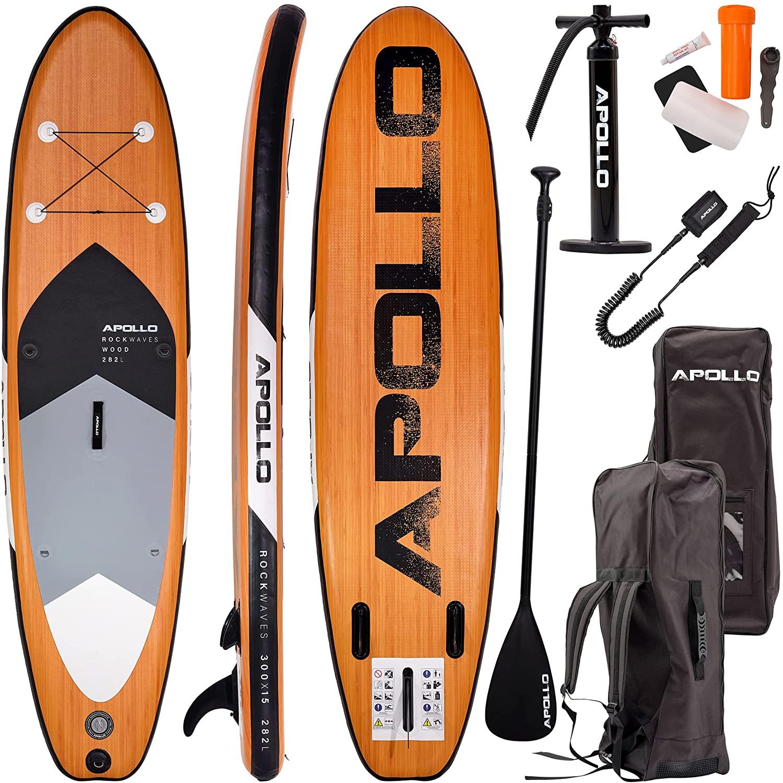 kit paddle apollo