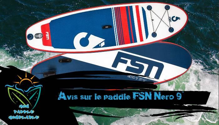acheter paddle nero 9 promotion